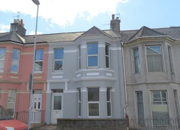 Thumbnail 4 bed terraced house to rent in Beaumont Road, St. Judes, Plymouth
