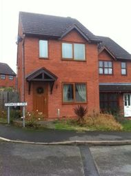 Thumbnail 2 bed property to rent in Fernwood Close, Wellington, Telford