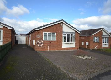 Thumbnail 2 bed detached bungalow for sale in Conway Drive, Shepshed, Leicestershire