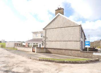 Thumbnail 3 bedroom end terrace house for sale in Bryn Afon Terrace, Llanrug, Caernarfon, Gwynedd