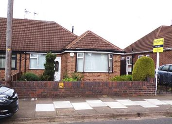 Thumbnail 2 bed bungalow for sale in June Avenue, Thurmaston, Leicester, Leicestershire