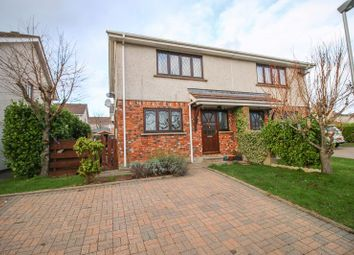 Thumbnail 3 bed semi-detached house for sale in Robin Lane, Douglas, Isle Of Man