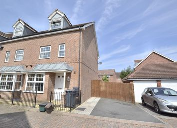 Thumbnail 4 bed terraced house to rent in Kingsway, Quedgeley, Gloucester