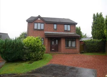 Thumbnail 5 bedroom detached house for sale in Woodburn Way, Balloch, Cumbernauld, Glasgow