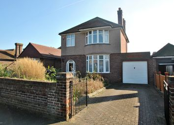 Thumbnail 3 bed detached house for sale in Westbrook Avenue, Margate