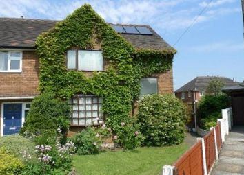 Thumbnail 3 bed terraced house for sale in Old Meadow Lane, Hale, Altrincham, Greater Manchester