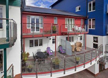 Thumbnail 3 bedroom maisonette for sale in Shelly Road, Exmouth, Devon
