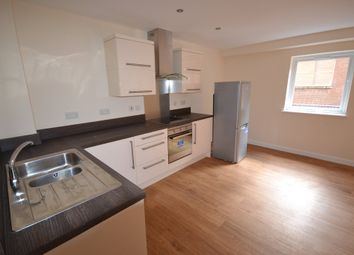 Thumbnail 2 bed flat to rent in Crecy Court, Lee Circle, Leicester