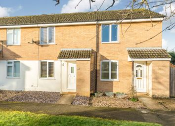 Thumbnail 2 bed terraced house for sale in Blenheim Rise, Kings Sutton, Banbury