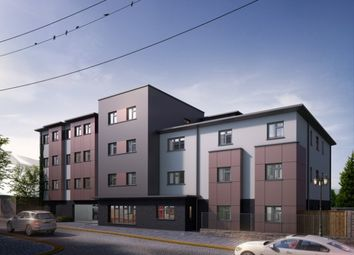 Thumbnail 1 bed flat for sale in North Road East, Plymouth