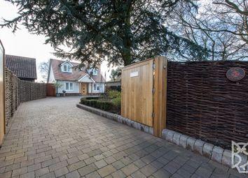 Thumbnail 3 bed detached house for sale in Harwich Road, Little Oakley, Harwich