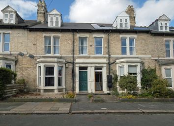 Thumbnail 3 bed maisonette for sale in Queens Road, Jesmond, Newcastle Upon Tyne