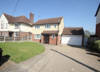 Thumbnail 4 bed detached house for sale in Southend Road, Hockley