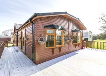 Thumbnail 2 bed lodge for sale in Cawston, Norwich, Norfolk