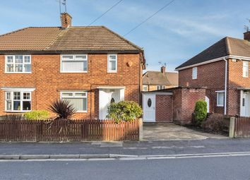 Thumbnail 2 bed semi-detached house for sale in Wordsworth Road, Middlesbrough, Cleveland