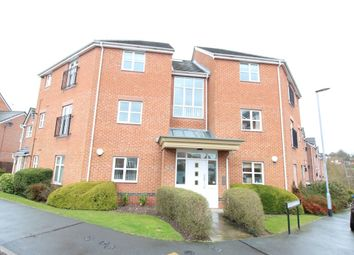 Thumbnail 2 bedroom flat to rent in Blithfield Way, Norton, Stoke On Trent