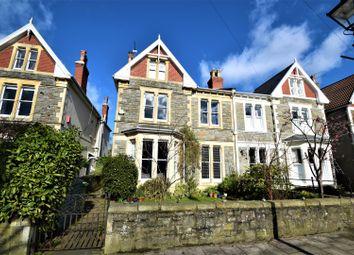 Thumbnail 6 bed semi-detached house for sale in Henleaze Gardens, Westbury-On-Trym, Bristol