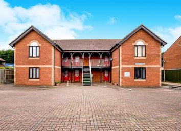 Thumbnail 1 bed flat for sale in Corby Crescent, Portsmouth