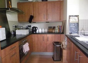 Thumbnail 2 bed flat to rent in Harvey Road, Guildford
