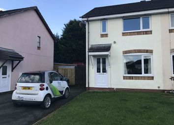 Thumbnail 3 bed semi-detached house to rent in Perrotts Road, Tenby, Pembrokeshire