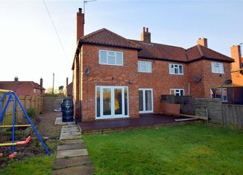 Thumbnail 3 bed semi-detached house for sale in Rarey Drive, Weaverthorpe