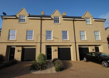 Thumbnail 3 bed town house for sale in Colchester Road, Ipswich