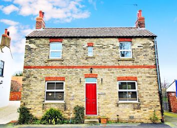 Thumbnail 4 bed cottage for sale in West Street, Muston, Filey