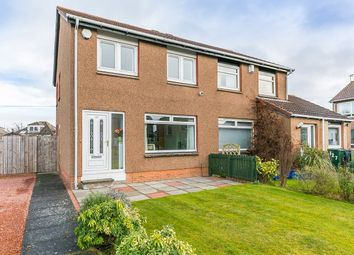Thumbnail 3 bed semi-detached house for sale in Craigmount Brae, Edinburgh