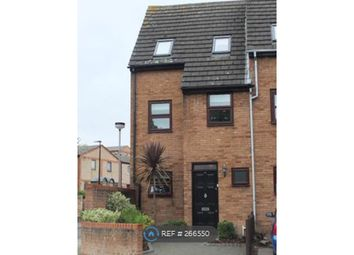 Thumbnail 4 bed end terrace house to rent in Saunders Ness Road, London