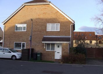 Thumbnail 1 bed semi-detached house to rent in Wetherby Court, Downend, Bristol