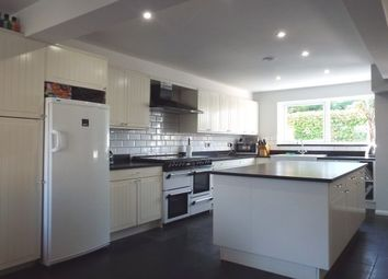 Thumbnail 4 bed terraced house to rent in Buckingham Avenue, West Molesey