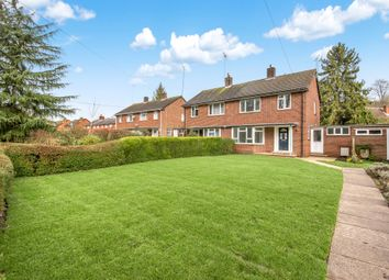 Thumbnail 3 bed semi-detached house for sale in Waterworks Road, Otterbourne, Winchester