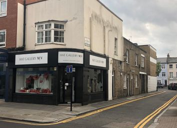 Thumbnail Retail premises for sale in Earls Court Road, London