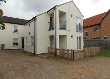 Thumbnail 1 bedroom flat to rent in Hillcrest Close, London Road, Loughton, Milton Keynes