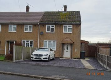 Thumbnail 3 bedroom terraced house to rent in Armson Road, Exhall, Bedworth