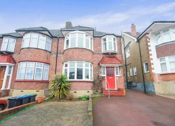 Thumbnail 3 bedroom semi-detached house for sale in Holly Hill, Winchmore Hill, London