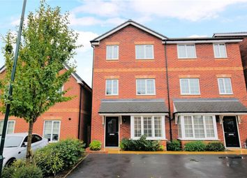 Thumbnail 3 bed town house for sale in Ken Trueman Grove, Knowle, Solihull