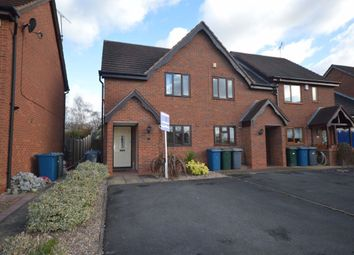 Thumbnail 2 bedroom semi-detached house to rent in Borrowdale Close, Gamston, Nottingham
