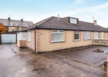 Thumbnail 4 bedroom semi-detached bungalow for sale in Flockton Crescent, Bradford
