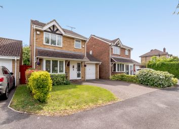 Thumbnail 3 bedroom detached house for sale in Cousins Close, West Drayton