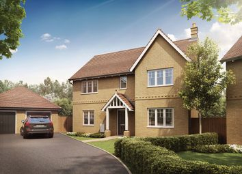 "Thumbnail 4 bed property for sale in ""The Caldwick"" at St. James Close, Bartestree, Hereford"