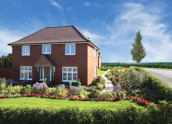 Thumbnail 3 bed detached house for sale in Wellington Place, Hay End Lane, Fradley, Staffordshire