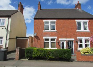 Thumbnail 3 bed semi-detached house to rent in Thomas Street, Tamworth, Staffordshire