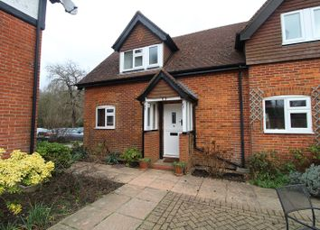 Thumbnail 2 bed end terrace house to rent in Horsehill, Norwood Hill, Horley, Surrey.