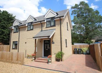 Thumbnail 3 bed detached house for sale in High Street, Sutton, Ely