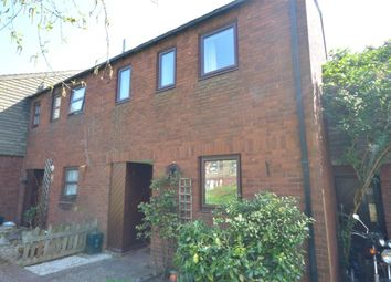 Thumbnail 3 bed terraced house to rent in Serge Court, Commercial Road, Exeter, Devon
