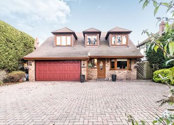 Thumbnail 4 bed detached house for sale in New Barn Road, New Barn
