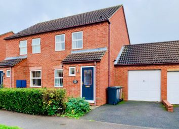 Thumbnail 2 bed semi-detached house to rent in Lichfield Road, Bracebridge Heath, Lincoln