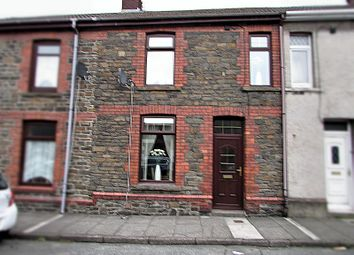 Thumbnail 3 bed terraced house for sale in Cross Street, Resolven, Neath, Neath Port Talbot.