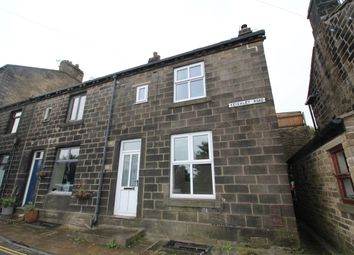 Thumbnail 2 bed terraced house to rent in Keighley Road, Pecket Well, Hebden Bridge